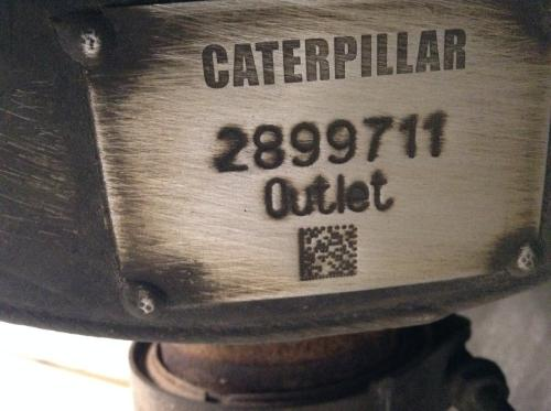 CAT C15 DPF (Diesel Particulate Filter)