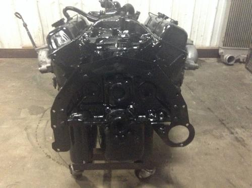 GM 350 Engine Assembly