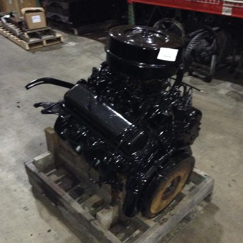 GM 366 Engine Assembly