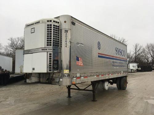 2002 Wabash trailer
