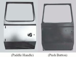 FORD L9000 Door Assembly, Front