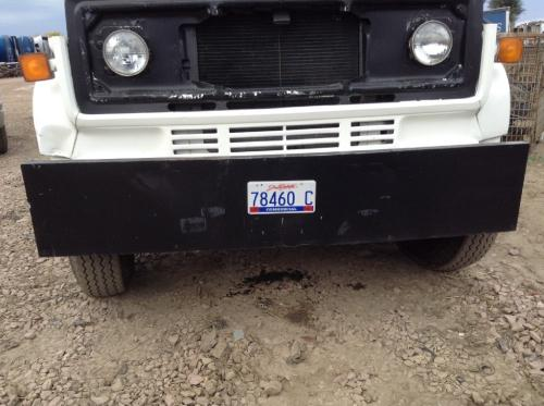 CHEVROLET C70 Bumper Assembly, Front