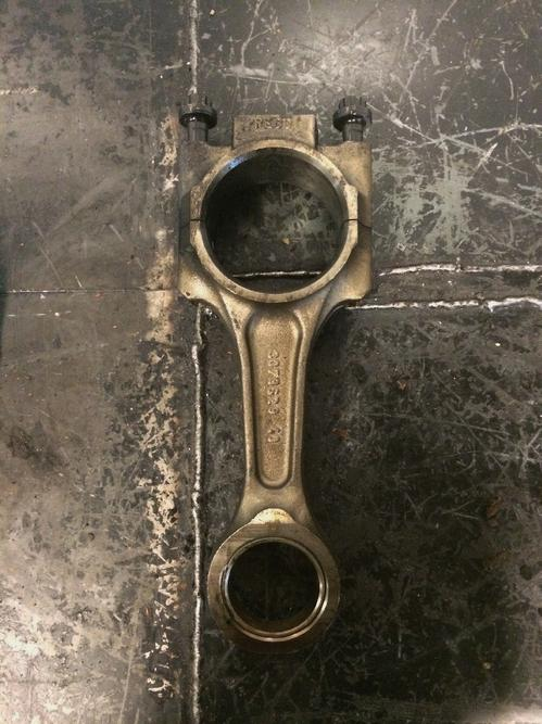 CUMMINS ISM Connecting Rod
