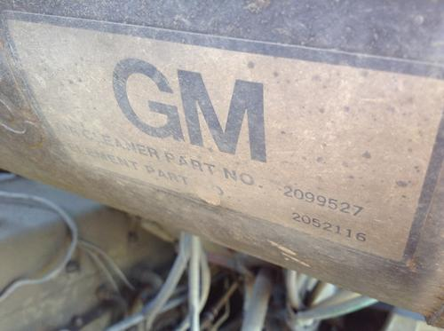 GMC BRIGADIER Air Cleaner