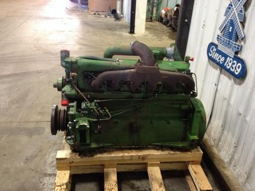 JOHN DEERE 6329DH Engine Assembly
