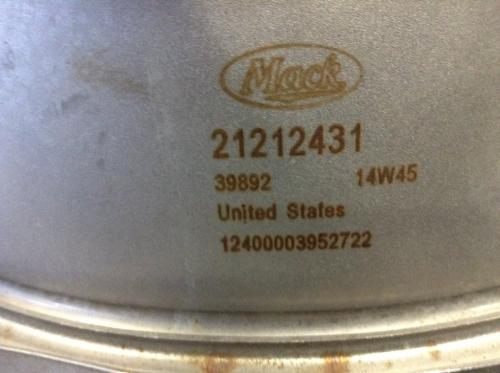 MACK MP8 DPF (Diesel Particulate Filter)