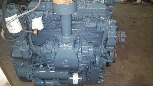 Detroit 471N Engine Assembly