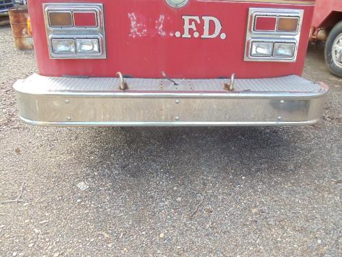 PEMFAB E-ONE PUMPER Bumper Assembly, Front