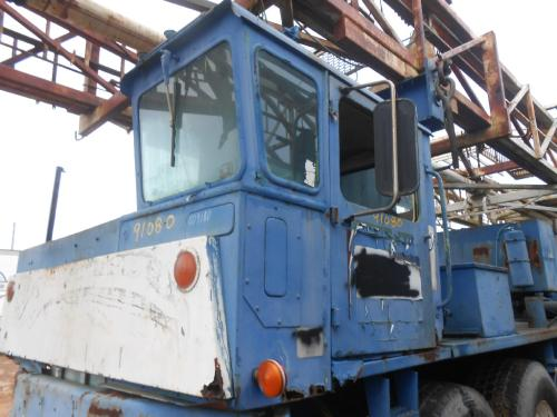 CRANE CARRIER RIG Cab