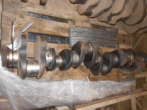 Detroit 6-71 Crankshaft
