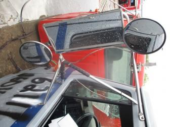 INTERNATIONAL 8100 Mirror (Side View)