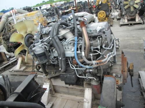 ISUZU 6HK1XN 7.8L DMAX Engine Assembly