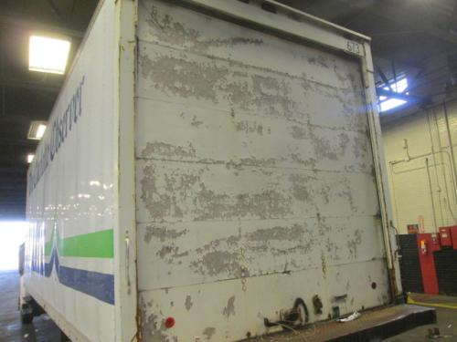 BOX VAN A.M. HAIRE Body / Bed