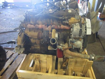 CAT 3126E 250HP AND ABOVE Engine Assembly