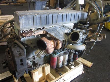 VOLVO VED12A Engine Assembly