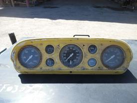 FORD C SERIES Instrument Cluster