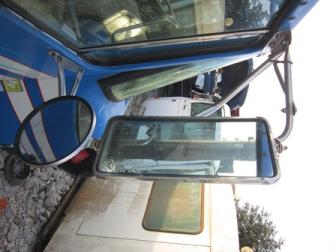 VOLVO WG Mirror (Side View)