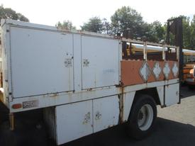 UTILITY/SERVICE BED  Body / Bed