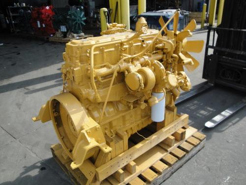CAT 3126B 250HP AND ABOVE Engine Assembly