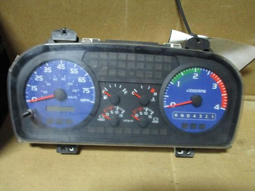 HINO 338 Instrument Cluster
