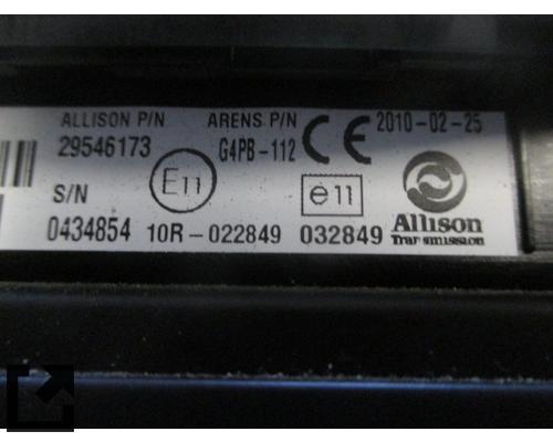 ALLISON 4000HS STICK / GEAR SHIFTER