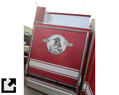 UTILITY/SERVICE BED FIRE/RESCUE TRUCK BODIES,  BOX VAN/FLATBED/UTILITY