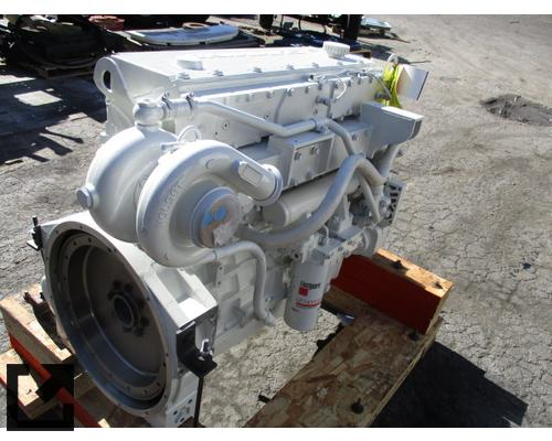 CUMMINS QSM ENGINE ASSEMBLY