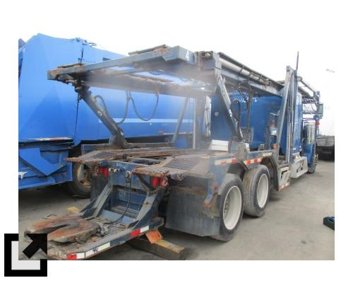 UTILITY/SERVICE BED FLD120 TRUCK BODIES,  BOX VAN/FLATBED/UTILITY