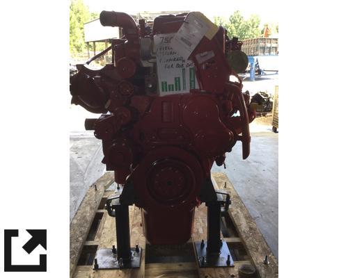 CUMMINS ISX12G EPA 13 NATURAL GAS ENGINE ASSEMBLY