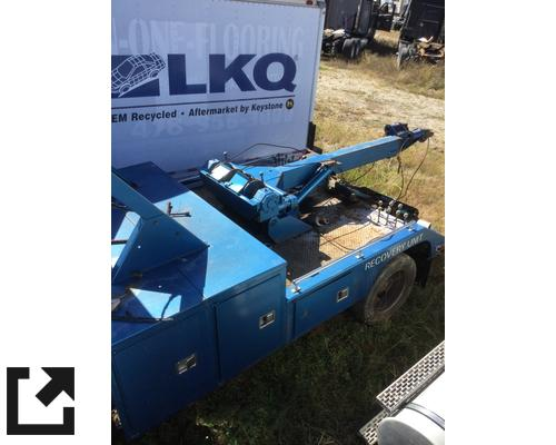 UTILITY/SERVICE BED UD1800 TRUCK BODIES,  BOX VAN/FLATBED/UTILITY