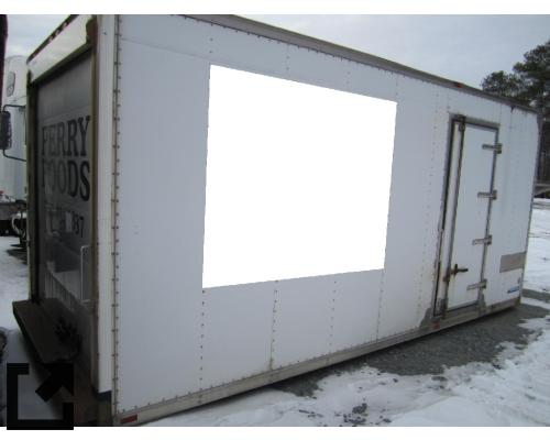 REEFER BOX SUPREME CORP TRUCK BODIES,  BOX VAN/FLATBED/UTILITY