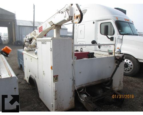 UTILITY/SERVICE BED F450SD (SUPER DUTY) TRUCK BODIES,  BOX VAN/FLATBED/UTILITY