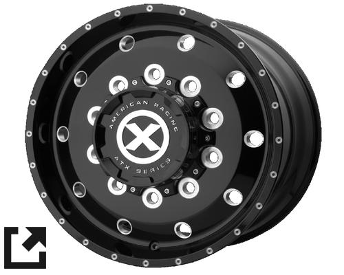 Hub Piloted Aluminum 22 5 X 8 25 Wheel 1786661 For Sale By Lkq Heavy Truck