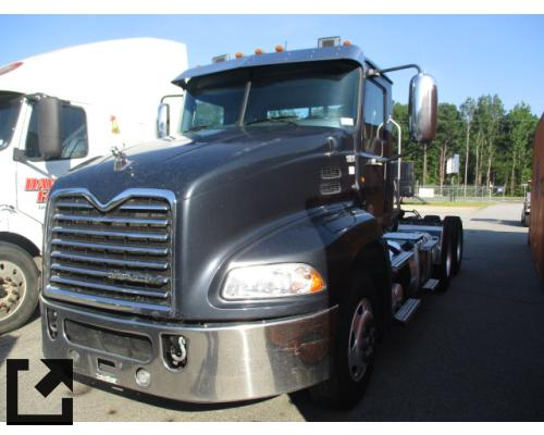MACK CXU613 WHOLE TRUCK FOR RESALE