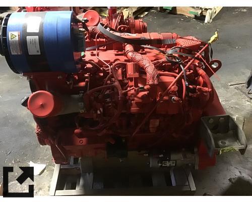 CUMMINS ISLG-9.0 NATURAL GAS ENGINE ASSEMBLY