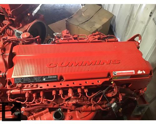 CUMMINS X15 EPA 17 ENGINE ASSEMBLY