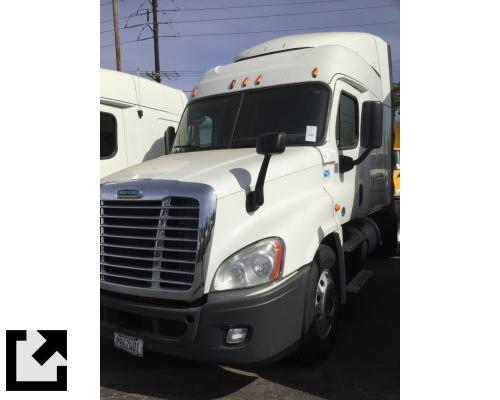 FREIGHTLINER CASCADIA 125 WHOLE TRUCK FOR RESALE