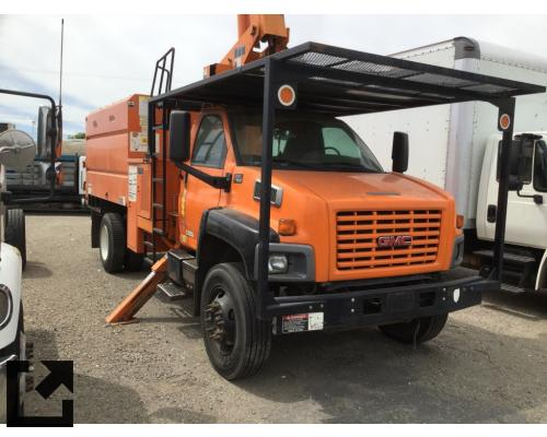 GMC C7500 WHOLE TRUCK FOR RESALE