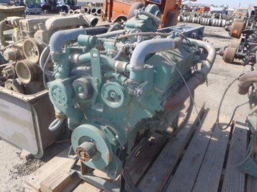 DETROIT 8V92T-SLVR Engine Assembly