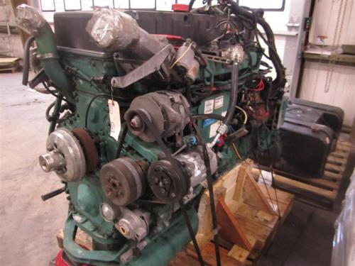 VOLVO VED12 BELOW 400 HP Engine Assembly