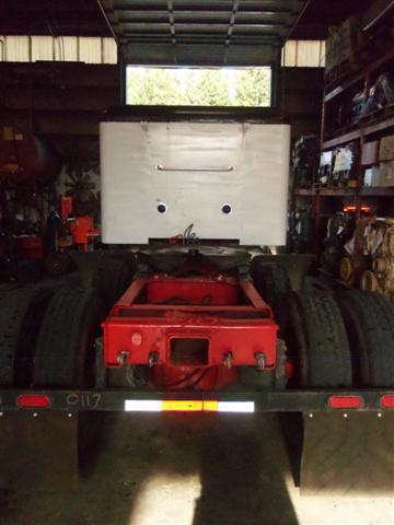PETERBILT 359 Bumper Assembly, Rear