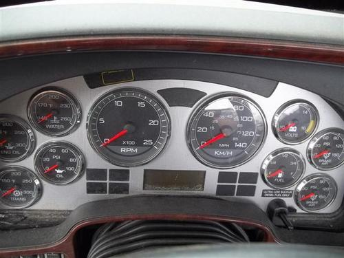 INTERNATIONAL LONESTAR Instrument Cluster
