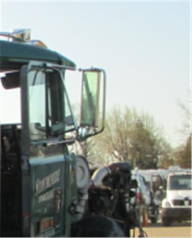 MACK CL753 Mirror (Side View)