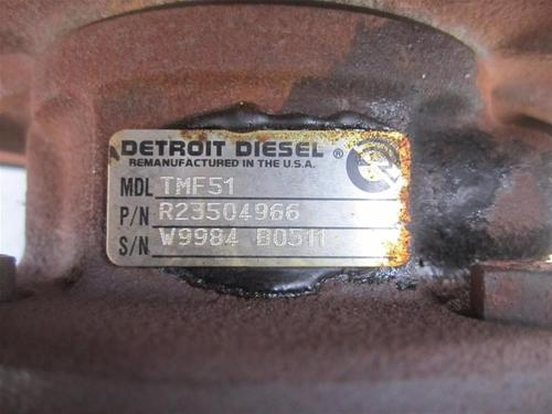 DETROIT 60 SERIES-12.7 DDC3 Turbocharger / Supercharger