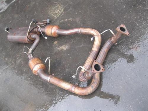 ISUZU NPR HD Exhaust Assembly
