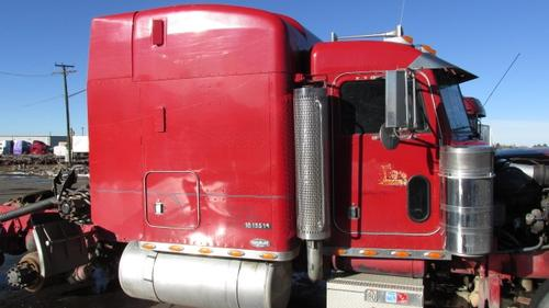 PETERBILT 379 EXHD Sleeper