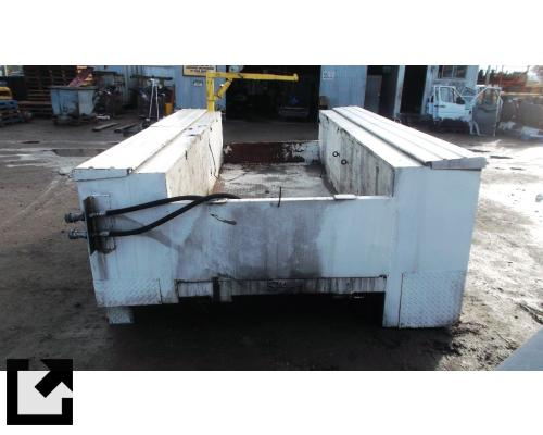 UTILITY/SERVICE BED W4 TRUCK BODIES,  BOX VAN/FLATBED/UTILITY