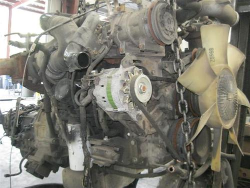 NISSAN-UD TRUCK FD46TA Engine Assembly