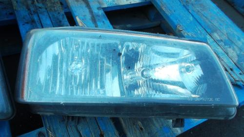 CHEVROLET 3500 SILVERADO (99-CURRENT) Headlamp Assembly