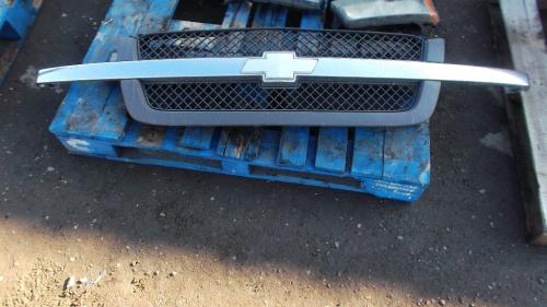 CHEVROLET 3500 SILVERADO (99-CURRENT) Grille